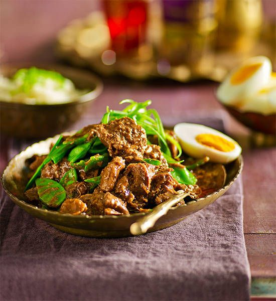... to perfection, the tender beef and fragrant sauce pair perfectly