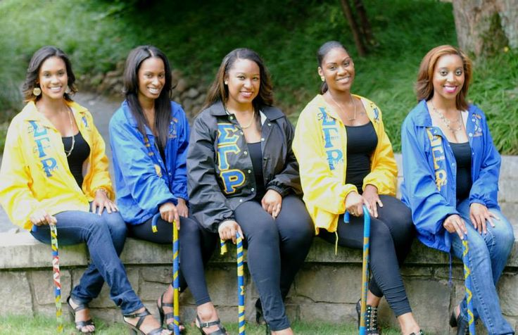 African American Sigma Gamma Rho Sorority Doll - Royal ...