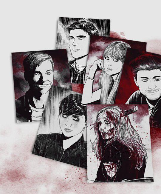 #Desenhos #Stavo #MTVScream