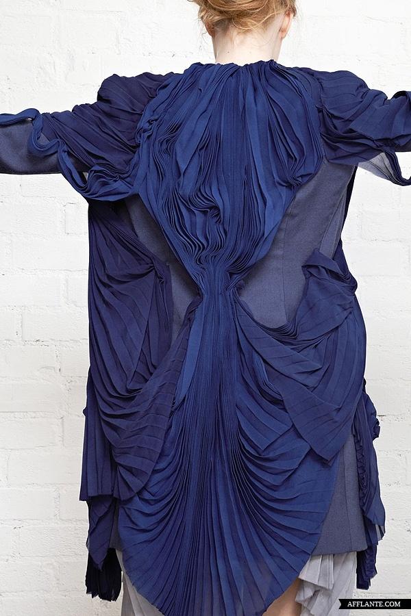 Lauren Jones 'Strictly for the Birds' 2012 back