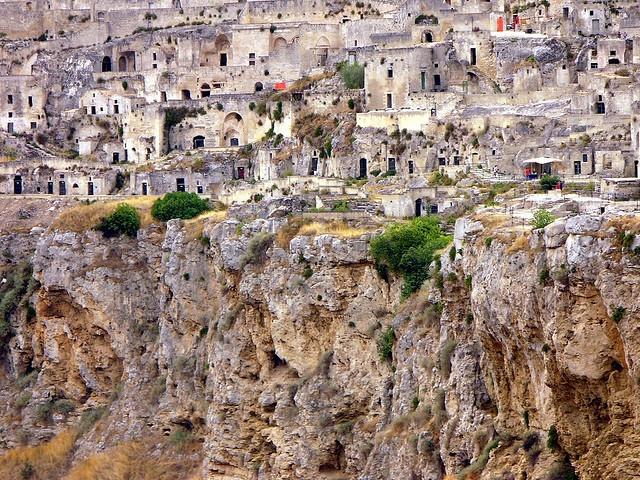 #Sassi #Matera #Basilicata #Italia #Italy