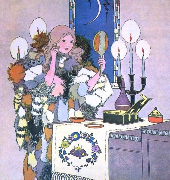 Margaret Evans Price illustration