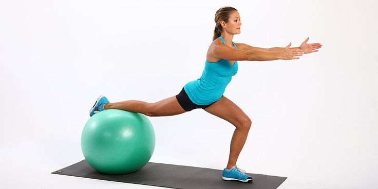 How to Choose and Use an Exercise Ball