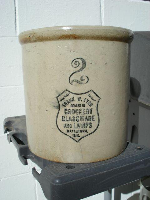 Red Wing Stoneware by Spompinato & Co store - www.rwstoneware.com