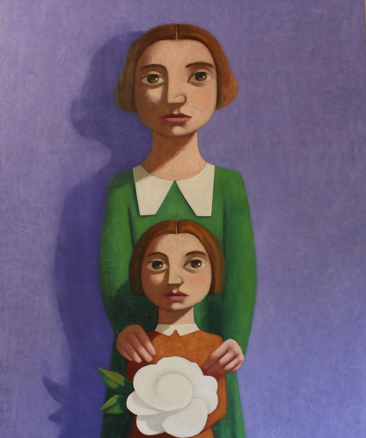 """""""Two Girls"""" by Kent McCormack"""