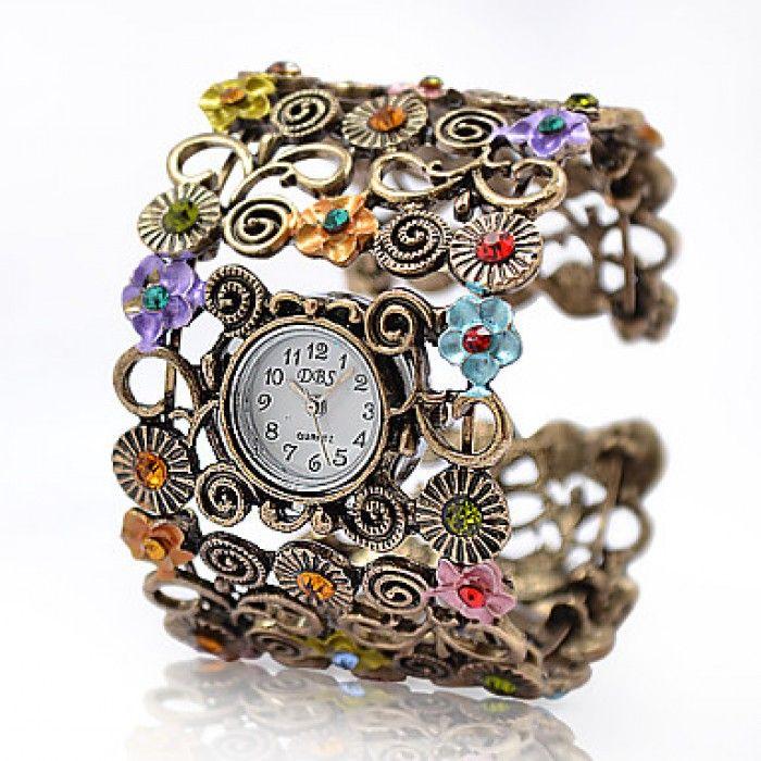 Fashionable Bracelet Style Wrist Watch