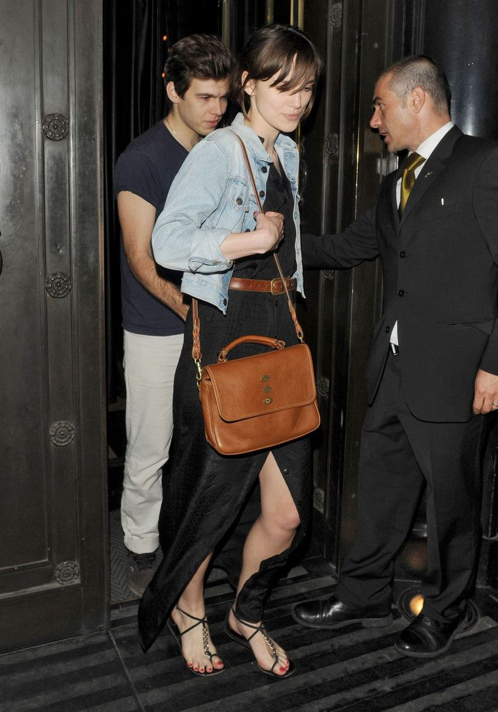 Keira Knightley Photos Photos - British Actress Keira Knightley spotted with her Fiance James Righton leaving the Wolsley Restaurant in London, England, UK on May 30th, 2012. - Keira Knightley And James Righton Leaving The Wolsley Restaurant