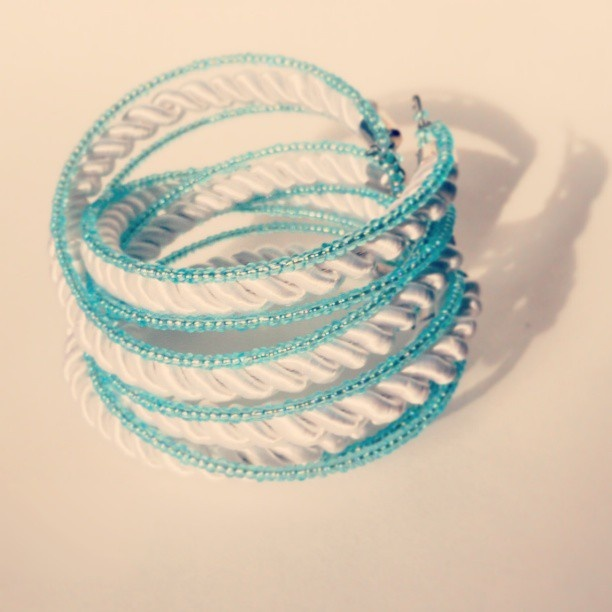 #bracelet #handmade #handmadeaccessories #jewelry  (at Szeladon)