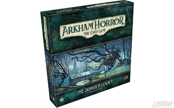 Arkham Horror The Card Game The Dunwich Legacy (fantasy flight games)