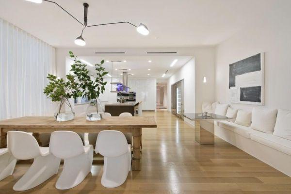 Jennifer Lopez's apartment as long as the block