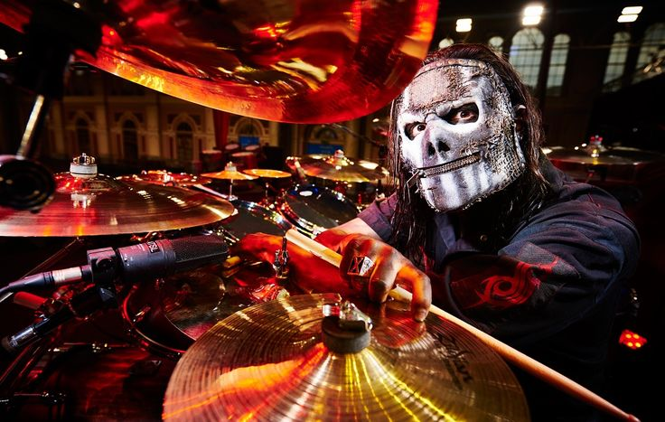 cool Slipknot drummer Jay Weinberg reveals he didn't know he was auditioning for the band Check more at https://epeak.info/2017/04/05/slipknot-drummer-jay-weinberg-reveals-he-didnt-know-he-was-auditioning-for-the-band/