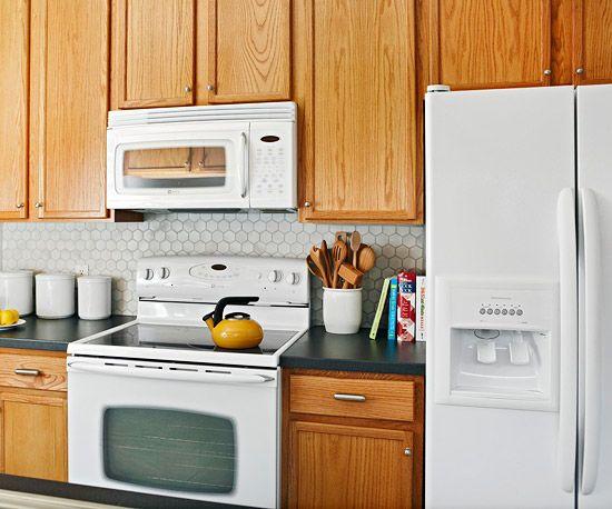 Kitchens That Maximize Small Footprints