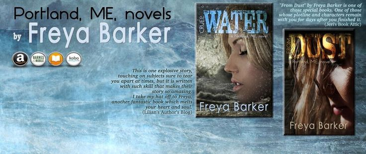 The Naughty Librarians Playground: Cruel Water 5* from this blogger