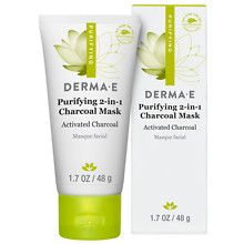 Derma E Purifying 2-in-1 Charcoal Mask at Walgreens. Get free shipping at $35 and view promotions and reviews for Derma E Purifying 2-in-1 Charcoal Mask