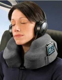 Grey - Evolution Travel Pillow