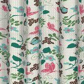 Found it at Wayfair - Oxford Fabric Weave Textured Shower Curtain Set