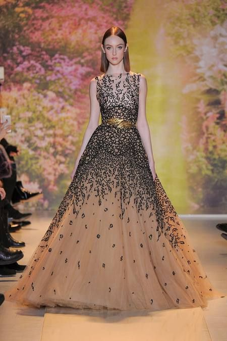 Zuhair Murad - Spring 2014 Couture - Style.com