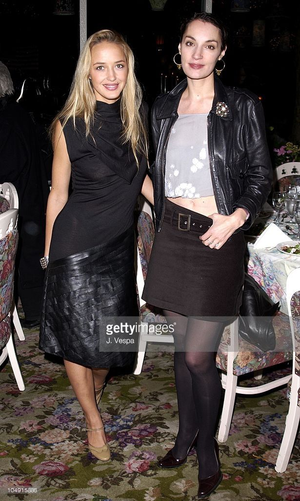 Photo d'actualité : Helene de Fougerolles & Jeanne Balibar during New...