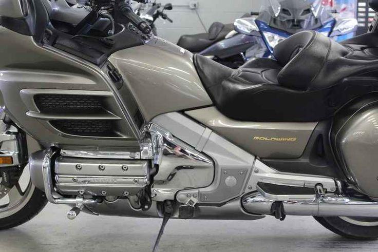 Used 2004 Honda Gold Wing Motorcycles For Sale in Florida,FL. 2004 Honda Gold Wing, REVERSE!!!!!<br> <br> ENGINE GUARD!!!!!<br> <br> WINDSHIELD!!!!!<br> <br> HARD SADDLE BAGS!!!!!<br> <br> LUGGAGE RACK!!!!!<br> <br> PASSENGER FLOOR BOARDS!!!!!<br> <br> HIGHWAY PEGS!!!!! <br /> <br /> Honda GL 1800 Gold Wing