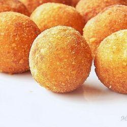 Potato Balls, yum