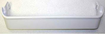 Frigidaire 240338101 - FRIGIDAIRE REFRIGERATOR DOOR BIN (WHITE) by Frigidaire. $16.45. THIS 240338101 FRIGIDAIRE DOOR SHELF BIN IS DESIGNED TO HELP YOU ORGANIZE AND KEEP TRACK OF THE FOOD IN YOUR REFRIGERATOR. MANY BINS HAVE SEPARATE TEMPERATURE CONTROLS AND CAN EITHER BE OPAQUE OR CLEAR. SOME ARE DESIGNATED FOR SPECIFIC STORAGE ITEMS, SUCH AS MEAT OR VEGETABLES.THIS DOOR BIN FITS IN MANY FRIGIDAIRE, CROSLEY, GIBSON, ELECTROLUX AND KENMORE REFRIGERATORS.ADDITIONAL INFORMATION:...