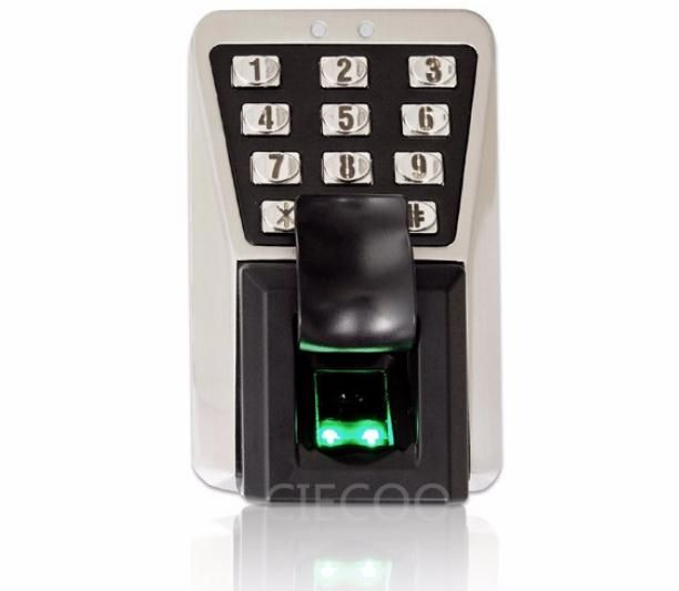 Biometric Security System ZK MA500 Metal Waterproof Door