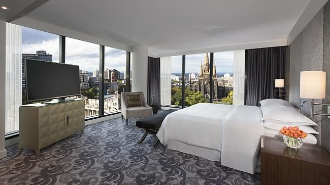 A touch of Paris in magical Melbourne - Germaine De Capuccini's The Spa at Sheraton Melbourne featured in The Weekend Australian on 26 July 2014.
