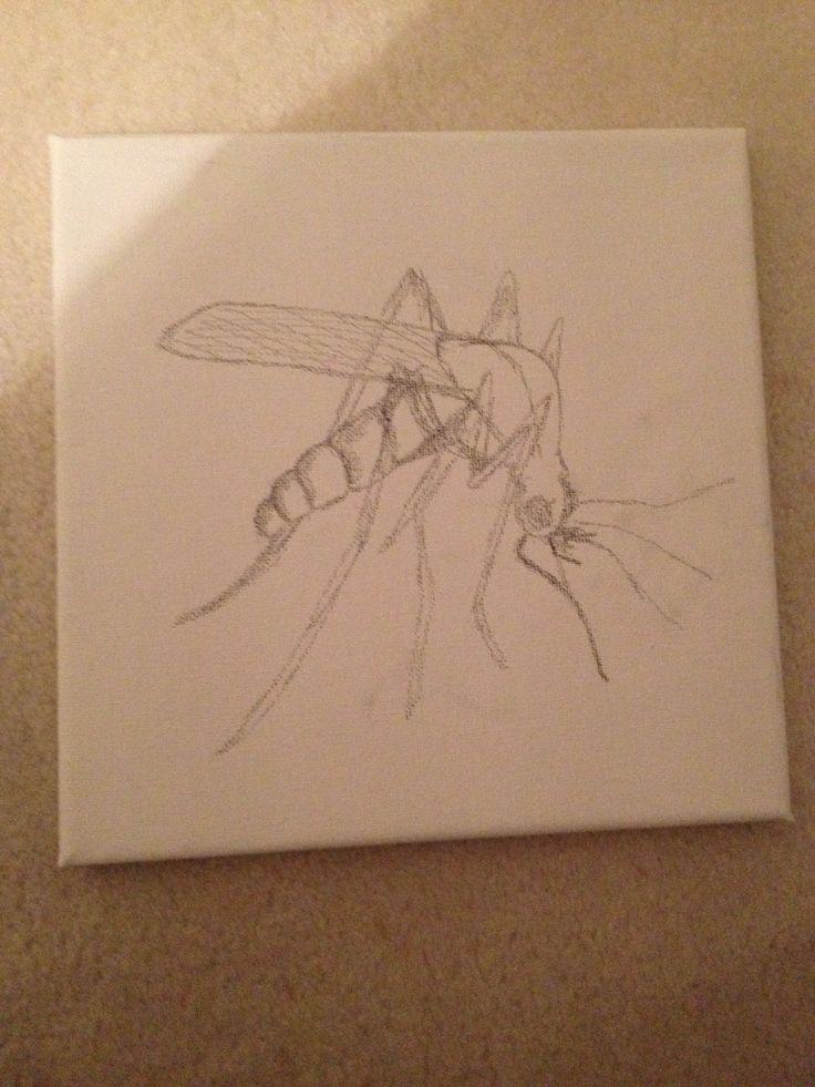 Mosquito bit(e) By Charisma Cam 2014