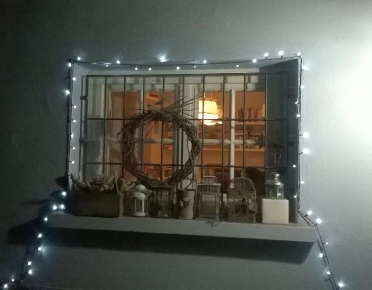 my Christmas' window