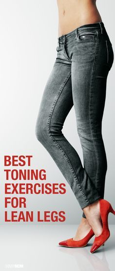 Try these leg exercises for BIG results!