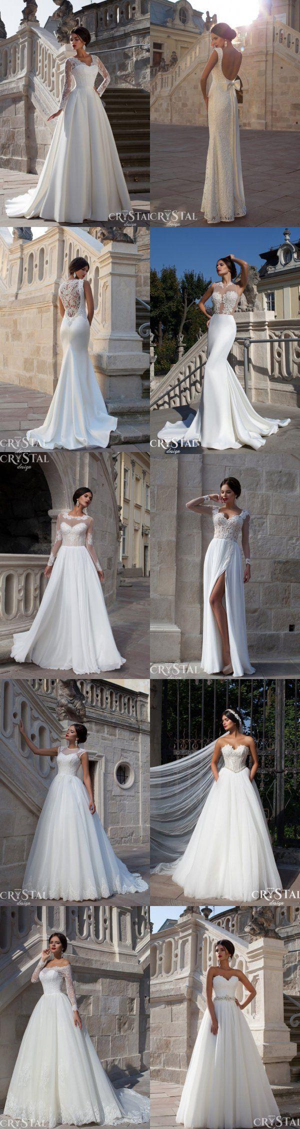 WYMARZONE! Te suknie ślubne zapierają dech w piersiach!