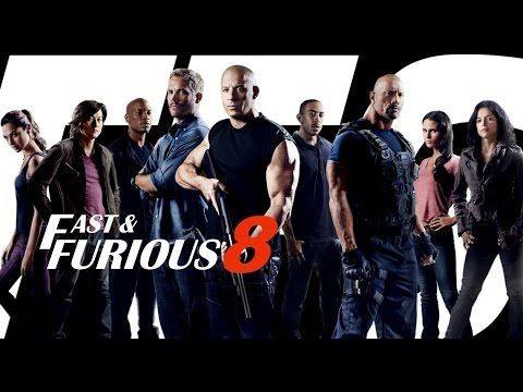 awesome fast and furious 8 HD Trailer 14 April 2017