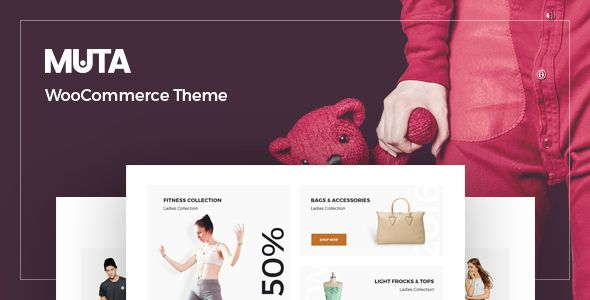 Muta - WooCommerce WordPress Theme