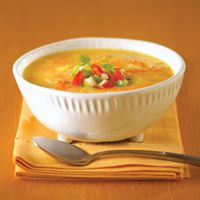 Spicy Roasted Acorn Squash Soup | Recipes to try | Pinterest