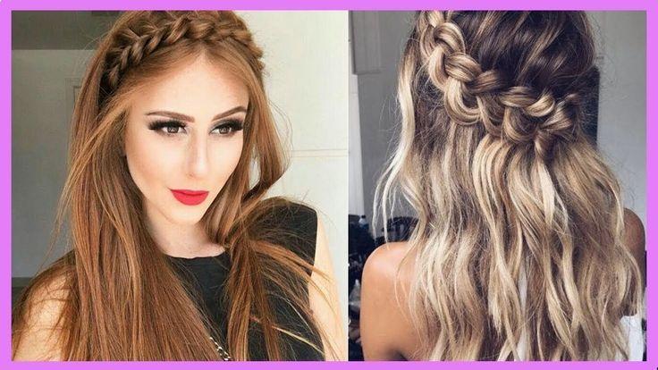Peinados Faciles Rapidos Y Bonitos 2018 Moda Leer Nmas En Www Tumoda Club Sevilla Long Hair Styles Hair Styles Hair