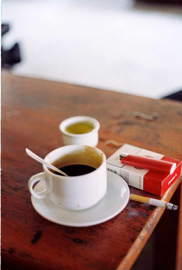 Tumblr Coffee And Cigarettes | www.pixshark.com - Images ...