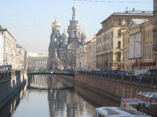 Saint Petersbourg, Russia