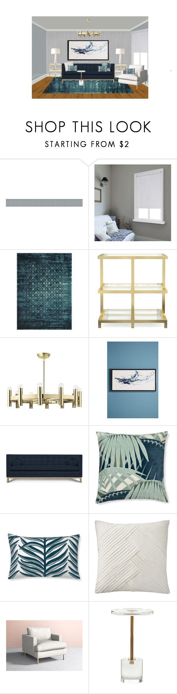 """""""Office Seating"""" by parisa25 on Polyvore featuring interior, interiors, interior design, home, home decor, interior decorating, Benjamin Moore, Williams-Sonoma, Sara Brown and Anthropologie"""