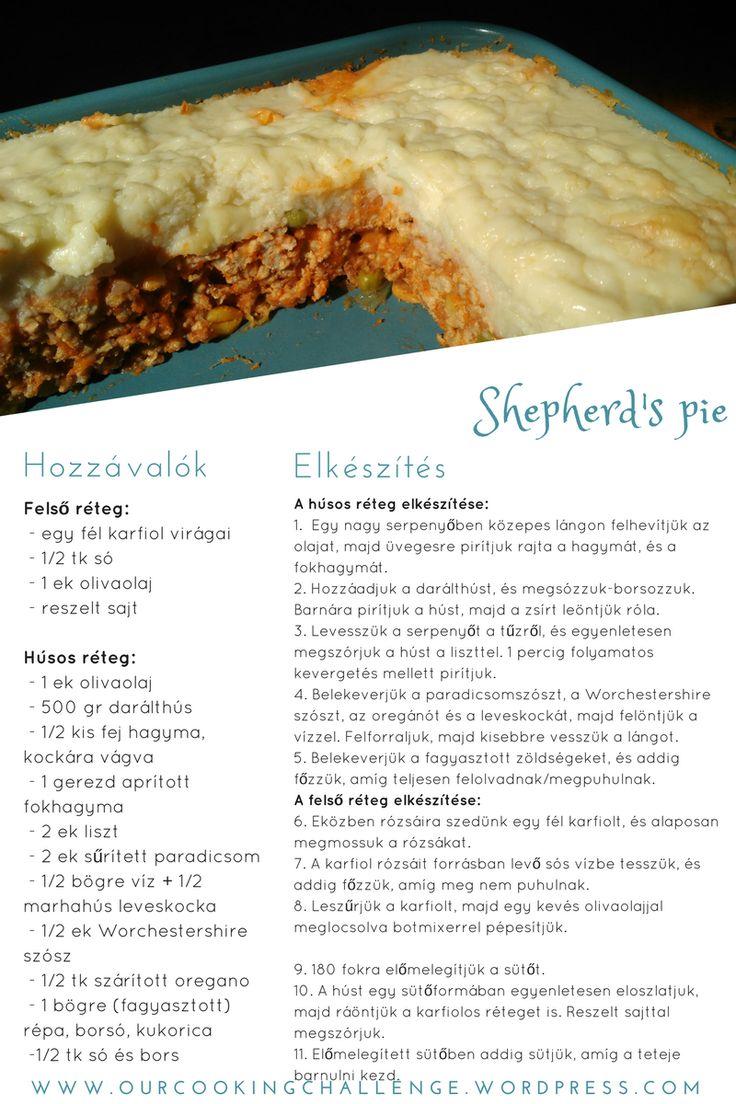 shepherd's pie - magyar
