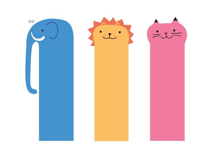 закладки с животными - Поиск в Google