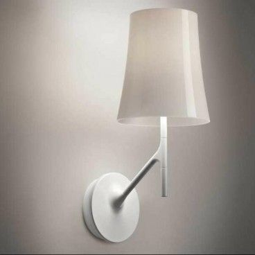 The birdie wall light is a new addition to the popular birdie lighting series by ludovica and roberto palomba