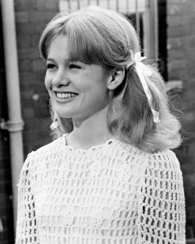 To Sir with Love - Judy Geeson - she was so darling in that movie.