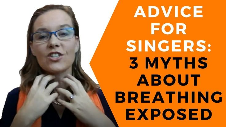 Check out the latest video that exposes 3 myths about breathing: https://www.youtube.com/watch?v=R_O6pSnuEEs