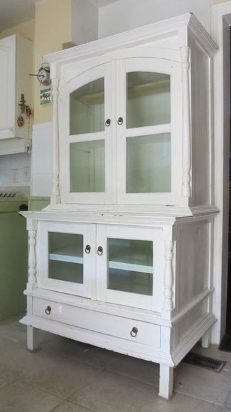 Kijiji: Solid Wood French Country Kitchen Hutch Part 55
