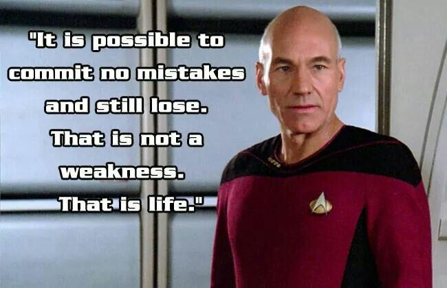 Many things can be learned from Star Trek