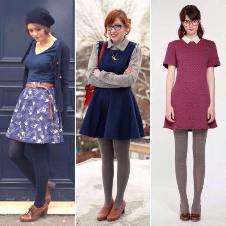 Oi meninas! Com o friozinho que está fazendo por esses tempos, nada melhor que deixar o look mais quentinho com meia-calça, principalmente nós que gostamos das nossas saias e vestidos… Postei…