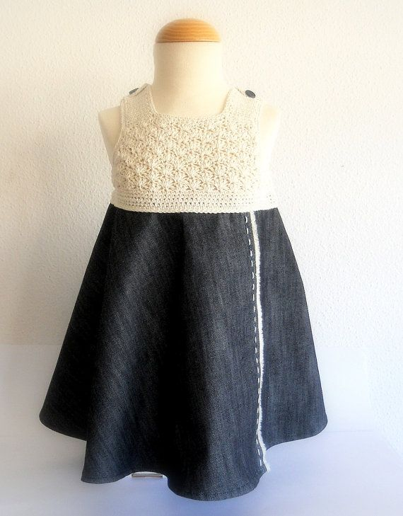 3T denim dress ready  to ship  by pipocass save 15% with coupon code PIPOFRIENDS15