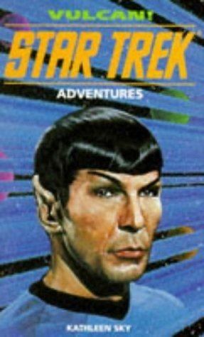 """""""Vulcan! (Star Trek Adventures)"""" av Kathleen Sky"""