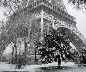 Winter-paris (paradise)