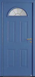 14 portes d'entrées mixtes cintrées Bel'm... Porte cintrée Hudson (crédit photo Bel'm)